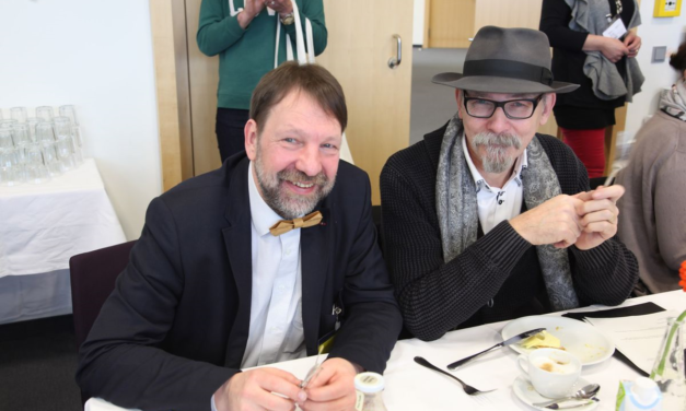 Bloggertreffen auf der Biofach 2015  – Frühstück