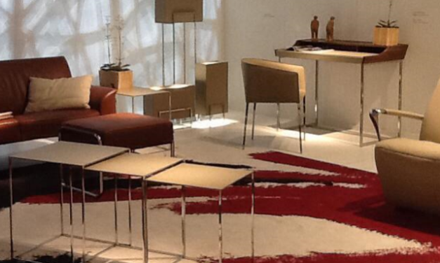 Möbelmesse in Köln Teil 4: Polstermöbel von Jori auf der IMM Cologne 2015