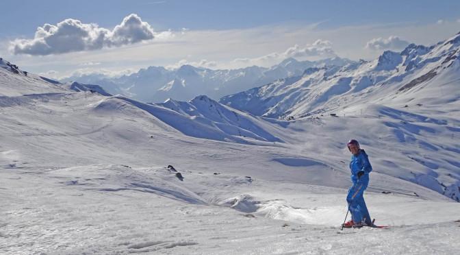 Ski-total in Valmorel (Savoyen) mit sternenprämierter Küche