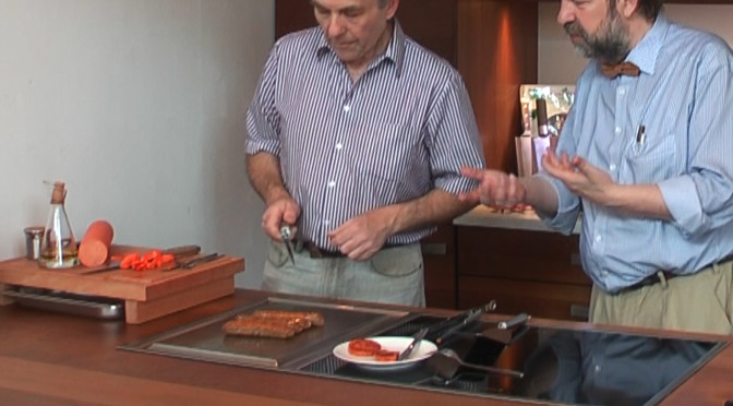Viteletti – vegan und glutenfrei – die erste regionale Bio-Kartoffel-Bratwurst