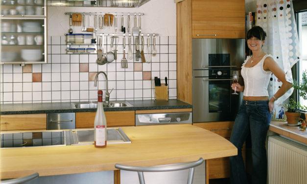 Kochende Kunden: Sonjas Rumpsteak Sous Vide gegart