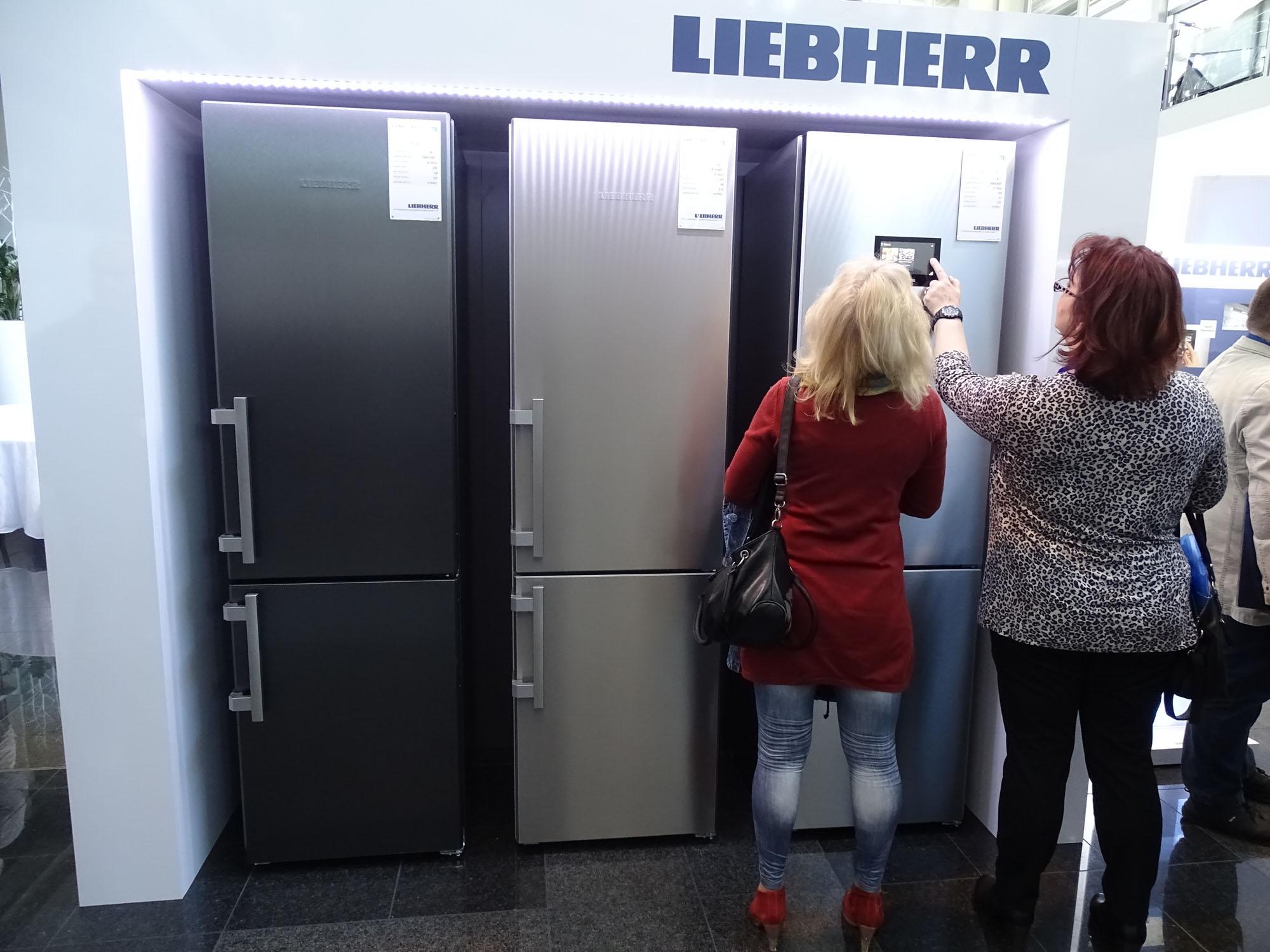 Liebherr Kühlschrank Edelstahl : Die neuen blu kühlschränke von liebherr in der hersbrucker dauphin