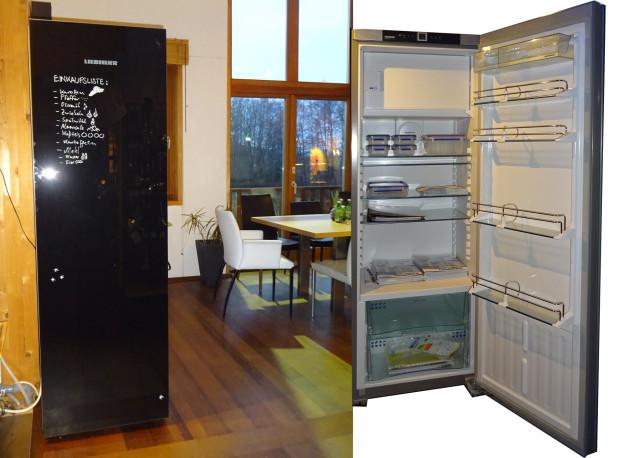 Kühlschrankmontage