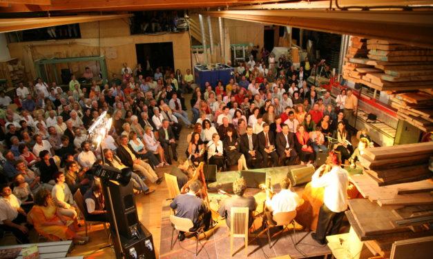 Sechs mal war die Eröffnung des Hersbrucker Gitarrenfestivals in Unterkrumbach zu Gast – ein einfühlsamer Artikel von Andrea Pitsch in der Hersbrucker Zeitung