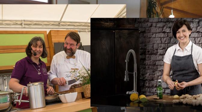"""""""Vom richtigen Zeitpunkt im Leben"""" – Kochworkshop am Samstag, Hutangerführung am Sonntag  und zwei Tage der offenen Tür (11. +12. Juni)"""