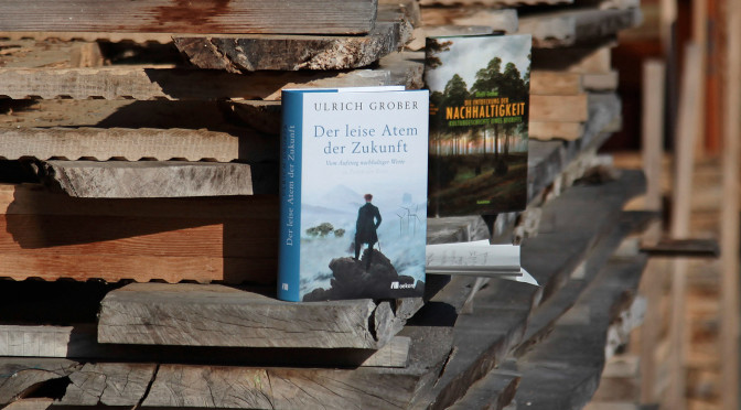 """Ulrich Grober liest am 4. November in Unterkrumbach aus """"Der leise Atem der Zukunft"""""""