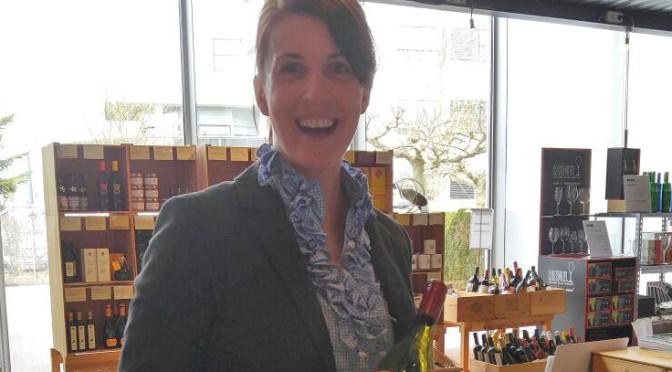 Hotelmeisterin Mareike Selz sucht eine neue Herausforderung