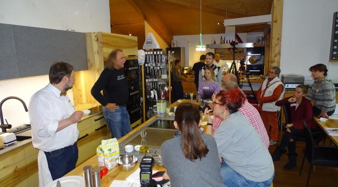 Einladung zum selbst organisierten Kochworkshop am Beispiel des Tag des Schreiners