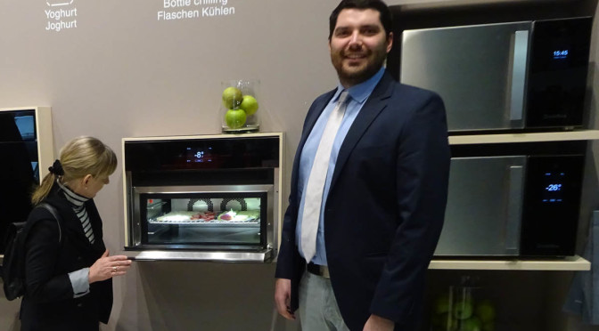 Schock und Frost auf der Living Kitchen – Möbelmesse IMM in Köln Teil 1