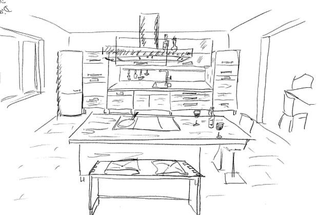 KüchenentwurfAZFEIN