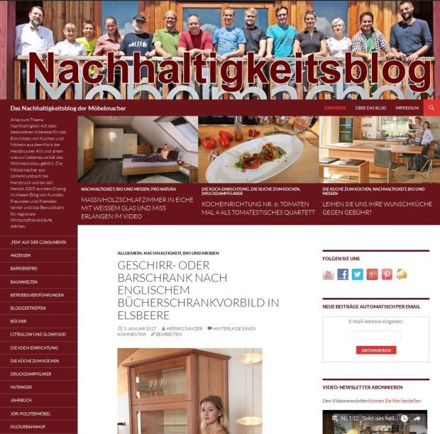 ScreenshotNachhaltigkeitsblog
