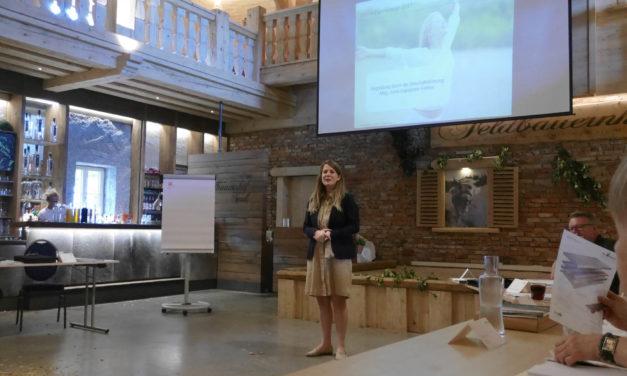 Pro Natura Tagung am Attersee zeigt wo´s mit unseren Bettsystemen lang geht