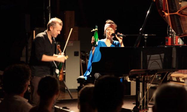 Fränkischer Sommer mit Olivia Trummer und Roland Satterwhite zu Gast in Unterkrumbach