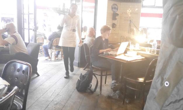 Kücheninspirationen, Regen, Kunst und Musik in Paris