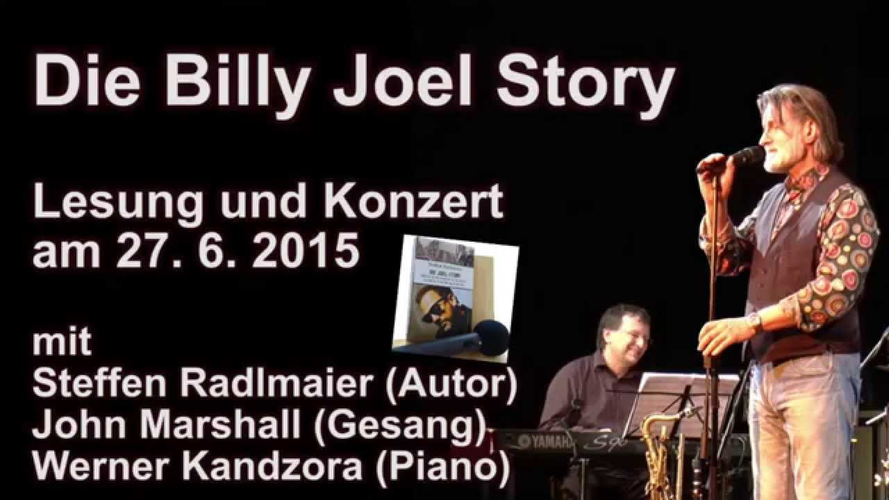 die billy joel story mit steffen radlmaier john marshall und werner kandzora bei den 17. Black Bedroom Furniture Sets. Home Design Ideas