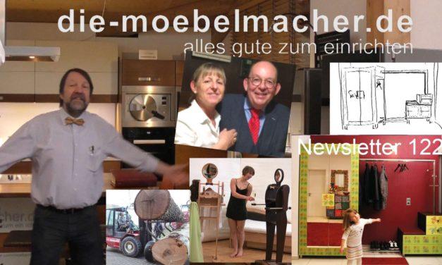 Newsletter 122: Neujahresglück, Wein-Buchhalter, Giovanni, Garderobe und Skizzen