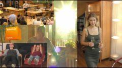 NL131:  Lesung mit Ulrich Grober, kulinarisch begleitet von Diana Burkel, Tag des Schreiners, Elsbeerenschlafzimmer, Holz und Fleisch