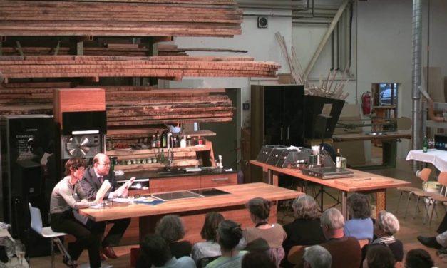 Werkstatt-Tage 2016-Lesung: Solons Vermächtnis mit Denis Scheck und Eva Gritzmann im Video zum Nachsehen
