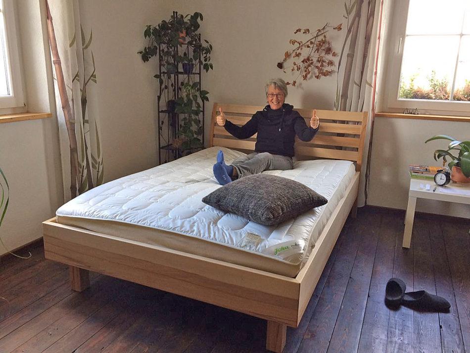Das Bett Aus Zirbenholz Wie Kam Es Zu Dem Hype Das Nachhaltigkeitsblog Der Mobelmacher