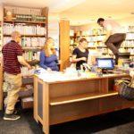 """Das """"Lösch-Papier"""" der Buchhandlung Lösch zum gemeinsamen 30-jährigen Jubiläum im Jahr 2018, der Leipziger Buchmesse und der Reise an den Gardasee"""