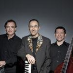 Michael Alf Trio mit New Orleans & Boogie Woogie beim Hersbrucker KiCK e.V.