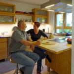 Reif für die Insel? Einladung zum gemeinsamen Küchenerleben und kochen