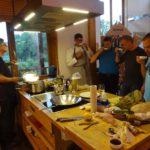 Beeindruckender Kochabend mit der Turmchuchi