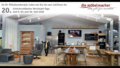 NL 147: Werkstatt-Tage, schöne Esche, Kochclub, Neues aus Paris und der DSGVO