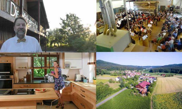 NL 148: Küchen-Kundendienst, Kochkurse und Berichte von den Werkstatt-Tagen