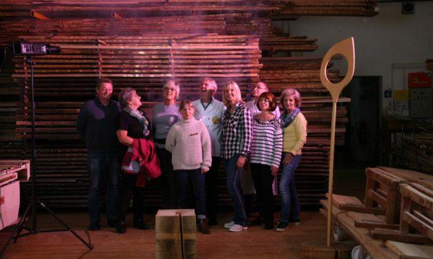Herzlichen Dank für Ihren Besuch am Tag des Schreiners 2018 bei den Möbelmachern
