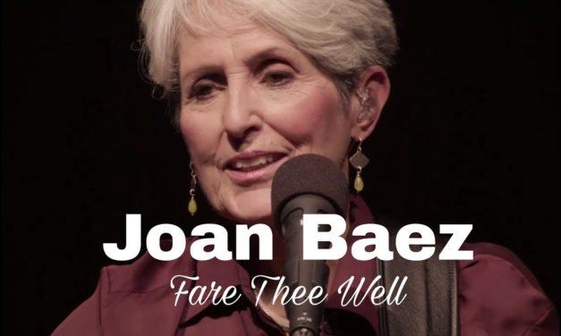 Joan Baez in München – ein Stück des eigenen Lebens