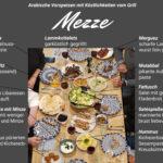 Paris im April 3: arabische Mezze und Grillen mit Freunden