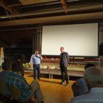 Großes Kino mit Regisseur Michael Rösel und spannenden Geschichten aus der Filmbranche