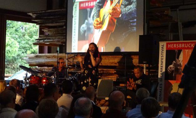 20 Jahre Gitarrenfestival Hersbruck – die Jubiläumsfeier in Unterkrumbach