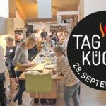 Der Tag der Küche aus Massivholz 2019: das haben wir vor am Samstag, den 28. September
