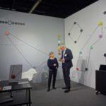 Möbelmesse Köln 2020 – Teil 1 – die neu gedachte Wanduhr für die Cittaslow und andere Entschleuniger – IMMCologne 2020