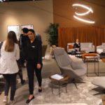 Möbelmesse Köln 2020 – Teil 3 –  Neues vom Polsterpartner Jori, Schlafausstellung und spannende Erfindungen