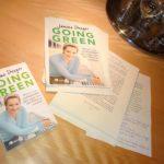 """Janine Steeger wird green Janine, schreibt das Buch """"Going Green"""" und moderiert die Eröffnung der Biofach 2020"""