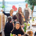Das Bloggertreffen auf der Biofach 2020 war entspannt