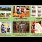Newsletter 164:  Neues Wohnzimmer in der Ausstellung, Tisch-Aktion, Pro Natura-Aktion, Handuhren, Weltfrauentag
