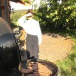 """""""Nicewurst"""" – selbstgemachte Rehbratwurst mit der Küchenmaschine Ankarsrum als Resteverwertung"""