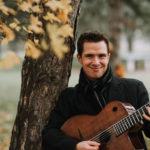 KiCK-Veranstaltung mit dem Diknu Schneeberger Trio im Innenhof des Hirtenmuseums