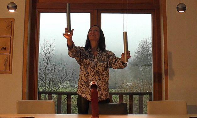Slackline von Oligo: Neues Licht in unserer Ausstellung