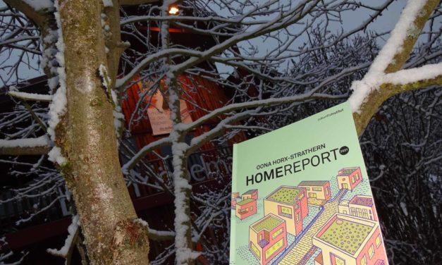 Homereport 2021 von Zukunftsforscherin Oona Horx-Strathern statt der eigentlich heute beginnenden Möbelmesse