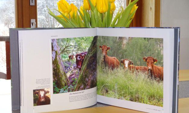 """Kaufempfehlung für das Buch """"Wilde Alb"""", herausgegeben vom Naturschutzzentrum Wengleinpark"""