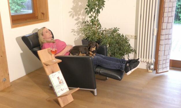 Edler Relaxsessel von Cor wird zugunsten des Hersbrucker Tierheims versteigert