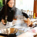 Einfach Kochen Nr. 18: Kotelett vom schwabhofschen Weideschwein auf dem Tepan Yaki zubereiten – der Tepan hat Vorteile gegenüber dem Grill!