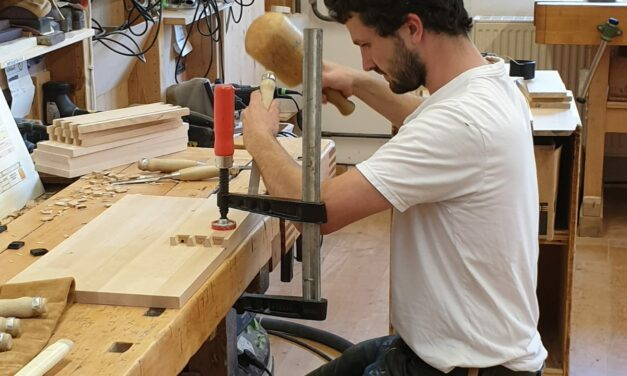 Meine Zeit bei den Möbelmachern, wie es dazu kam und wie es weiter geht